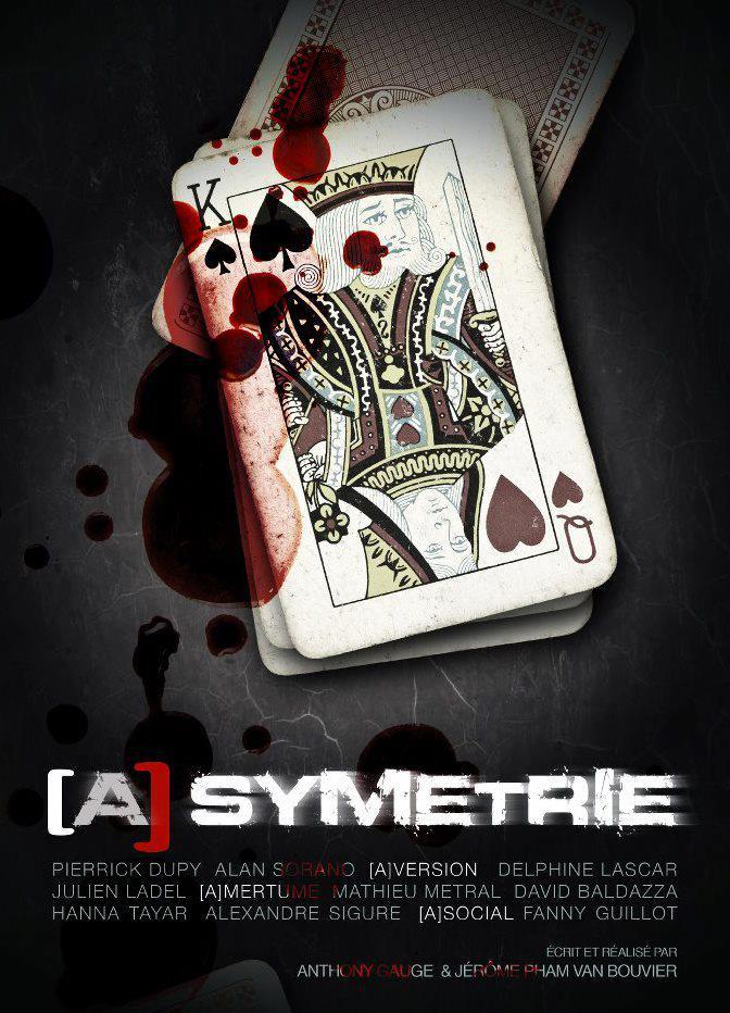 asymetrie poster